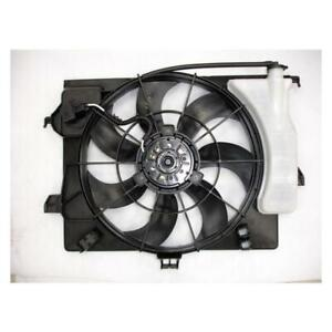2012-2014 KIA Rio Hatchback Radiator Fan Assembly For Accent And Rio Models With Auto-transmission
