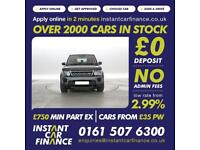 Land Rover Discovery FROM £88 PER WEEK