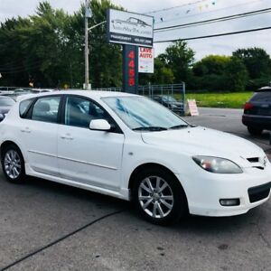 Mazda MAZDA3 Hatchback-Sport-Automatic-Air-Mags 2007