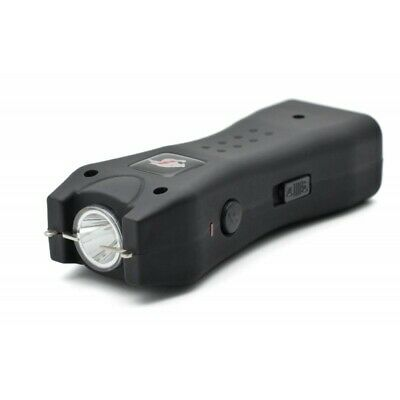 STUN GUN - BEST MINI STUN GUN MADE! + FREE HOLSTER + LIFETIME WARRANTY -