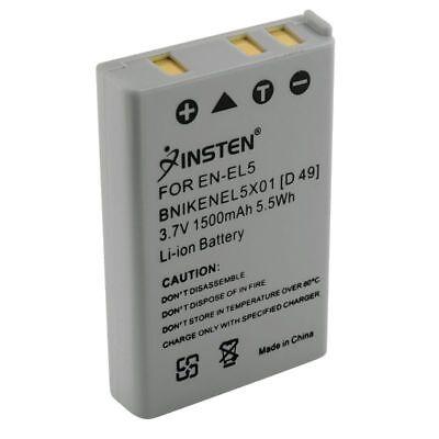 1 pc EN-EL5/CP1 Li-ion battery For Nikon CoolPix S10
