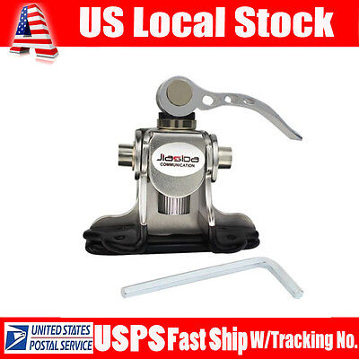 Brand JIASIDA QJ7 Quick Release Bracket Mount Stainless Steel for Car Antenna