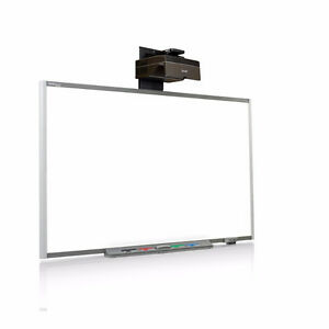 SMART Board SB685 and SMART Projector UX60
