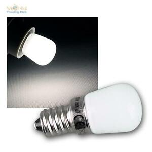 E14 LED Lampe MINI neutralweiß 150lm 230V 2W Leuchtmittel Kühlschrank Birne E-14