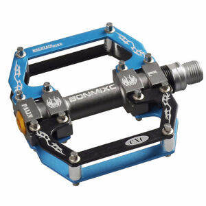 """New Road Bike Pedals 9/16"""" MTB Cycling Sealed Bearing"""