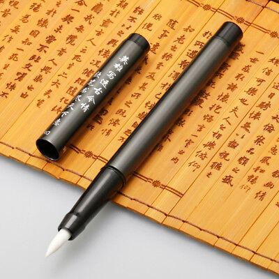 Hero Chinese gift Japanese Calligraphy plastic Signature Brush Pen