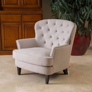 Brandy Upholstered Club Chair !!!BRAND NEW!!!
