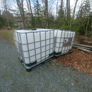 Water Tote / Garden Rain Barrel