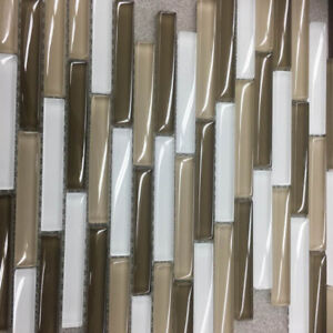 GLASS MOSAIC TILE $5/SF