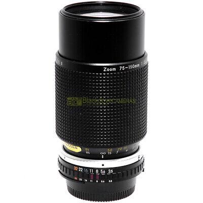 Nikon AI-S Nikkor 75/150mm f3,5 E obiettivo per fotocamere. Pellicola e digitale