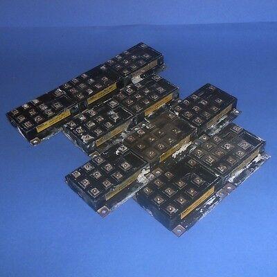 Fuji Electric 600v 6x100a Igbt Transistor Module 6mbi100fc-060 Lot Of 10 Pzb