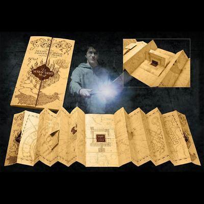 Film Kostüme Requisiten (Harry Potter The Marauder's Karte Replik Film Kostüm Requisite Noble Collection)