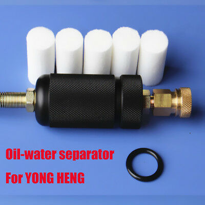 High Pressure Oil-water Separator Pump Filter For Yong Heng 30mpa Air Compressor
