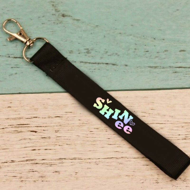 KPOP BAP SHINEE Keyring BLOCK.B VIXX Key Chain HONGBIN Phone Pendant Key Ring