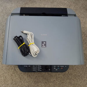 Canon MP 160 all-in-one photo printer & scanner