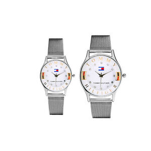 Montres stanless Homme Femme