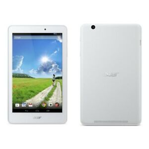 Tablette Acer Inconia B1-810, 16g, blanche.