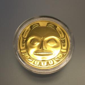 ACHETER ET VENDRE:   1997 La Piece en Or $200 Gold Coin