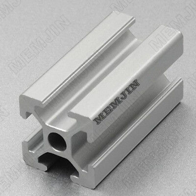 2020 T-slot Aluminum Extrusion 20 Series 20x20mm Length100200300400500mm