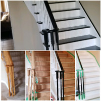 Painting/ furniture restorations /stairs