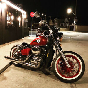Honda Shadow Custom Bobber