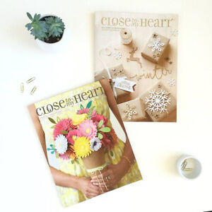 Close To My Heart scrapbooking/cardmaking supplies