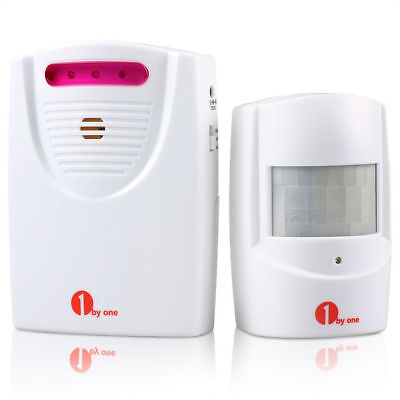 Driveway Wireless Alert Security System Patrol Garage Infrared Sensor Alarm