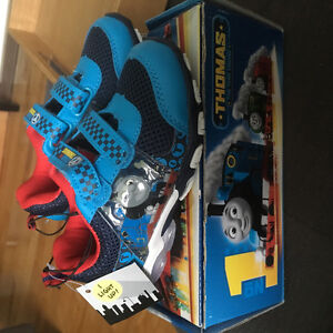 Brand New Thomas Light Up Shoes, Size 9