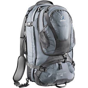 Dueter Traveller 55+10 backpack in perfect, like new condition! Edmonton Edmonton Area image 1