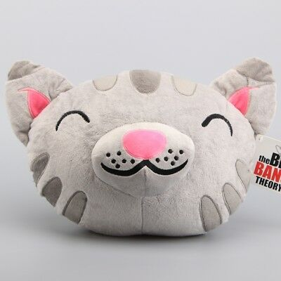 The Big Bang Theory Soft Kitty Plush Cat Head/Face 14