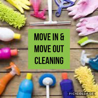 Apartment Cleaning! Move In / Out Cleaning Services