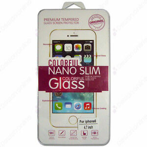 Premium Tempered Glass Screen Protector for Iphone 7 and 6