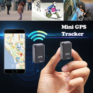 GPS Tracker Real Time Tracking Locator Device Voice Recorder