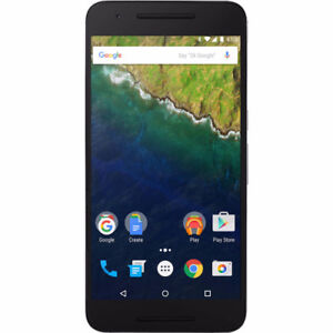 "Unlocked Nexus 6P 5.7"" LTE Octa-Core Fingerprint Android 8 Oreo"