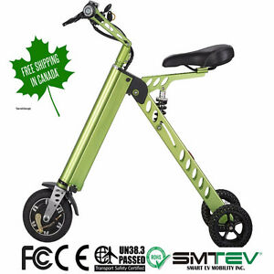 SMTEV™ Smart Fold Electric Scooter - SF1