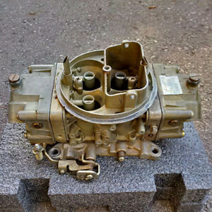 Holley 4150, 650 CFM Carburetor