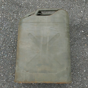 Army Jerry Can $10
