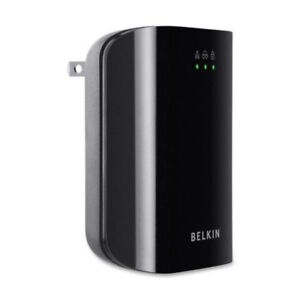 Belkin F5D4077 Powerline Internet Adapters (Set of 2)