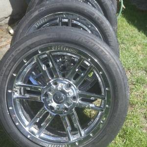 4 Mag Nascar , 4 pneus d'ét