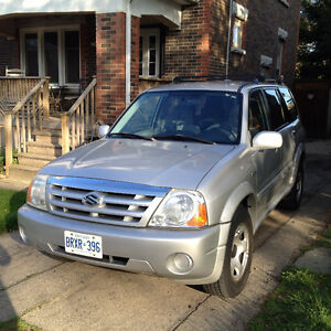 2004 Suzuki XL7 SUV, Certified and E-tested