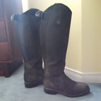 Mountain Horse Winter Riding Boots- Woman's Size 9