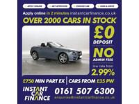 Mercedes-Benz SLK250 2.1CDI AMG Sport from £57 PW