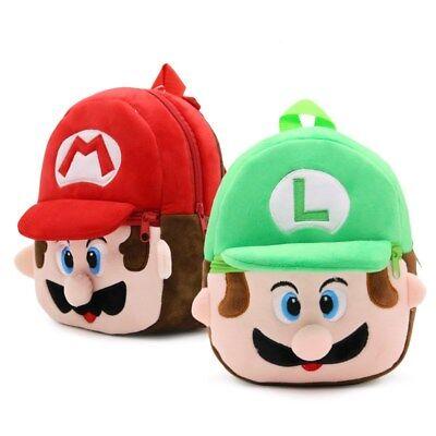 Super Mario Bros Mario Luigi Kinder Baby Schule - Mario Bros Kostüme Baby