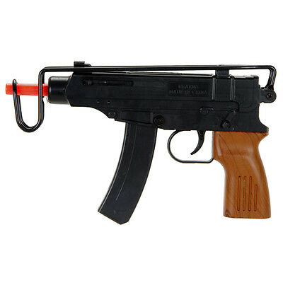 Toy Gun Airsoft Submachine Gun Pistol Metal Stock M309B - Toy Submachine Gun