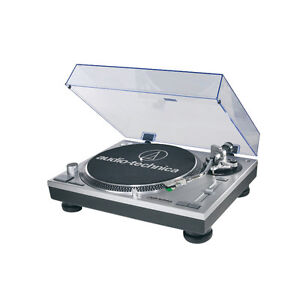 AT-LP120-USB Direct-Drive Professional Turntable (USB & Analog)