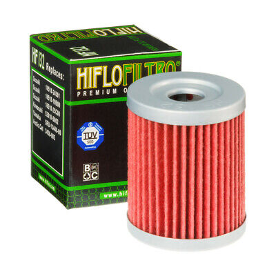 HIFLO HF 132 OIL FILTER FOR SUZUKI BURGMAN SYM 400 <em>YAMAHA</em> MAJESTY