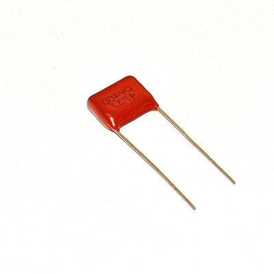 10x Cbb Metallized Film Capacitor Kit 400v 473j 47nf 10mm For Diy