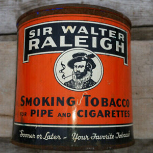 Sir Walter Raleigh Tin