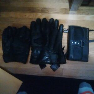 Mens Spring gloves Mens Fall Gauntlet Gloves