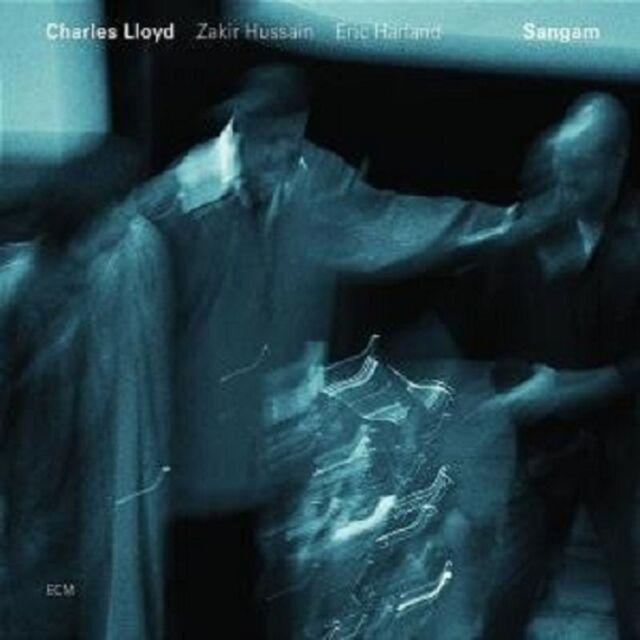 """CHARLES LIOYD QUARTET """"SANGAM"""" CD NEUWARE"""